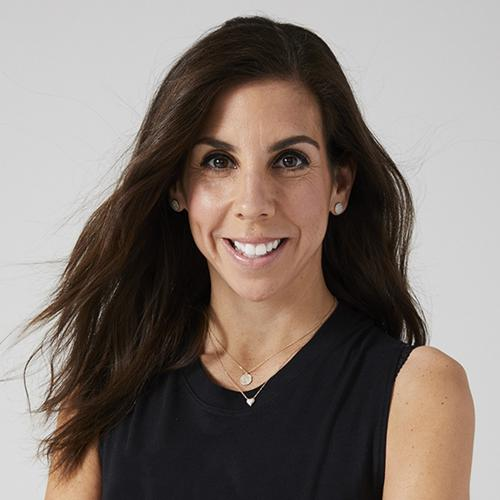 MELANIE WHELON, CEO, SOULCYCLE